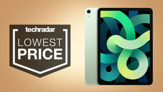 This surprising Black Friday tablet deal drops the price of the brand-new iPad Air 4