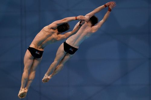Tokyo Olympics: Who is on Team GB's diving team?