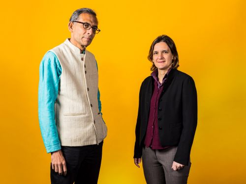 The winners of the 2019 Nobel Prize in Economics are taking on the world's biggest problems. We talked to them about the wealth tax, Medicare for All, and some huge misunderstandings about migration