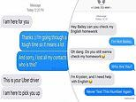 People reveal VERY awkward wrong number text exchanges
