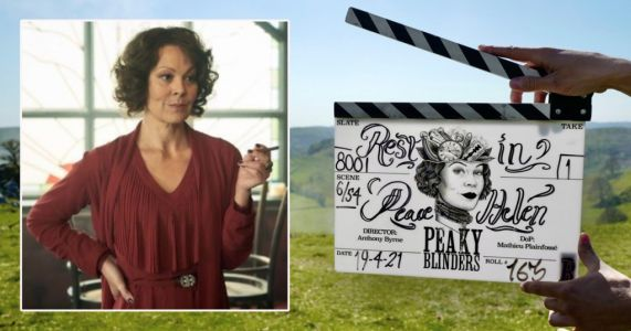 Peaky Blinders' sweet onset tribute to Helen McCrory to ensure she's 'forever part of the family'
