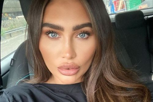 Lauren Goodger feared 'miscarrying her baby' after suffering Covid-19 symptoms
