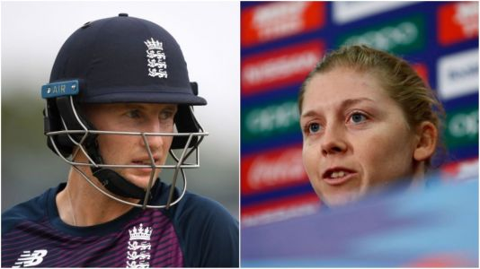 Joe Root and Heather Knight pen open letter to England fans amid coronavirus pandemic