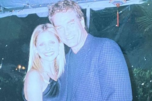 Sarah Michelle Gellar leads tributes to actor John Callahan and calls him 'dad'
