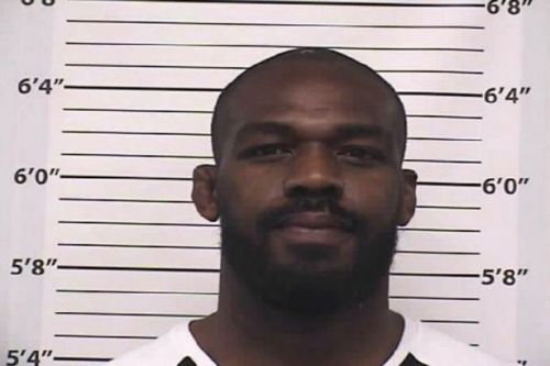UFC's Jon Jones arrested for drink-driving and firearm misuse 'after gunshots'