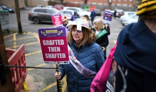 WASPI crisis: Women struggle to pay for food and heating amid coronavirus lockdown