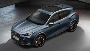 Cupra Formentor range expanded with new entry-level trim