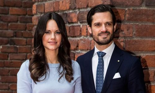 Prince Carl Philip and Princess Sofia of Sweden test positive for COVID-19