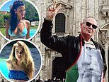 Paul Gascoigne 'is having intensive Italian lessons' ahead of their version of I'm A Celebrity