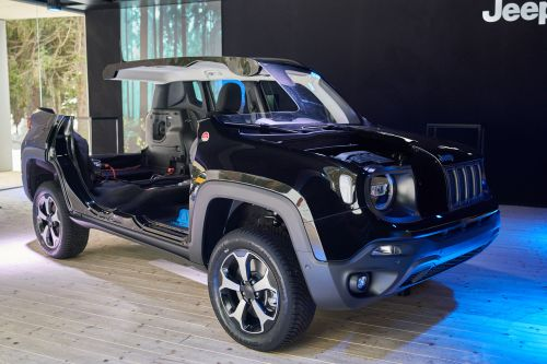 New Jeep Renegade and Compass PHEVs launched