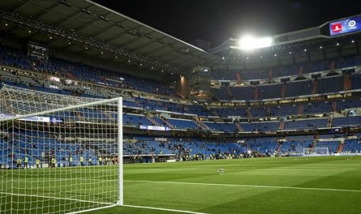 Real Madrid vs Man City LIVE: Team news and line ups confirmed, Champions League fixtures