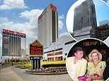 Crumbling Trump Plaza in Atlantic City will be BLOWN UP on February 17