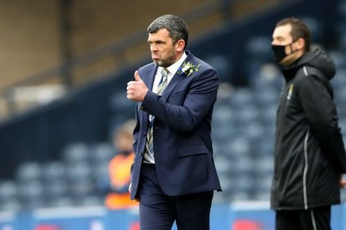 Professional attitude against lower league opposition has pleased Saints manager