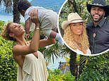 Jena Frumes promises to give her son 'all the love' she 'never had' after split from Jason Derulo