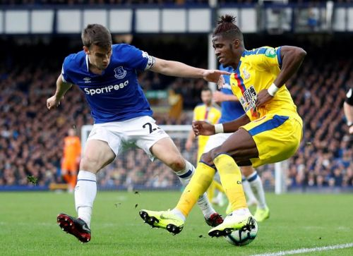 Everton 2 Crystal Palace 0: Super subs Dominic Calvert-Lewin and Cenk Tosun win it for Toffees