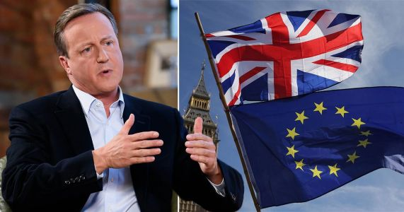 David Cameron 'haunted' by decision to hold EU referendum