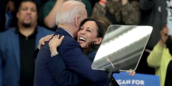 Biden picks Kamala Harris, his former 2020 rival, to be his vice presidential running mate