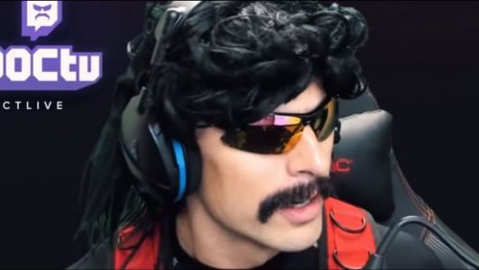 Dr Disrespect could move to Spotify, not YouTube claims new theory