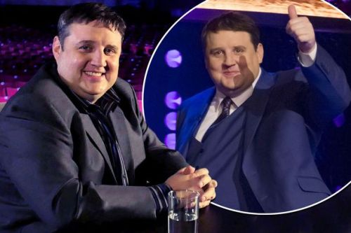 Peter Kay makes huge comeback by hosting a string of Dance for Life shows