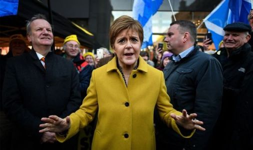 Nicola Sturgeon accused of post-Brexit Scotland 'lie' by fuming Tory candidate