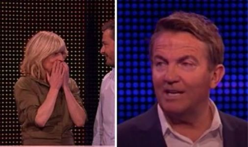 The Chase: Bradley Walsh in cheeky jibe with Rachel Johnson 'delusional'