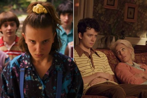Netflix fans stunned by Sex Education season 2 crossover with Stranger Things that makes NO sense