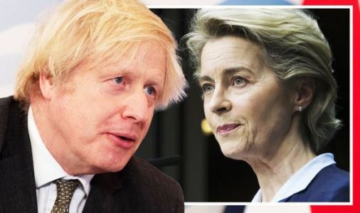 Don't give them an inch, Boris! PM told now is time to stand up to 'flat-out arrogant' EU