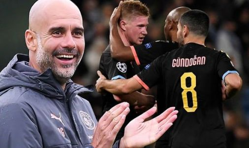 City ready to give everything in bid for Champions League glory - Pep Guardiola
