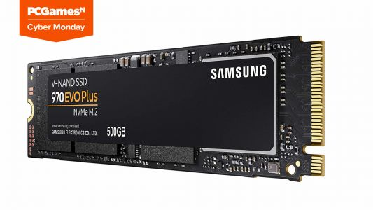 Samsung SSDs get some big discounts in a Cyber Monday sale