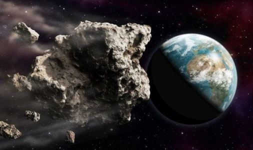 Asteroid bigger than a blue whale to shoot by Earth THIS WEEKEND
