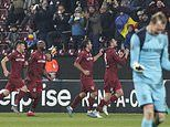 Cluj 2-0 Celtic: Romanians end Celtic's unbeaten record in Group E to seal their place in knockouts
