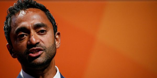 'Don't sell a share': Billionaire investor Chamath Palihapitiya says Tesla's stock could triple from current levels, making Elon Musk the first trillionaire in history