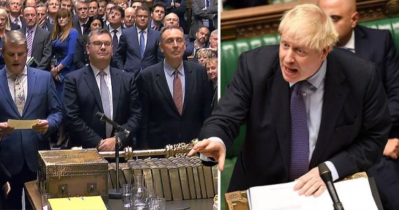 MPs vote against accelerated Brexit timetable before Halloween deadline