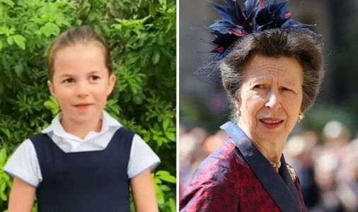 Anne only became Princess Royal due to unusual plight - so title may skip Charlotte