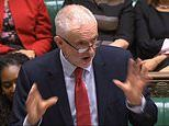 Jeremy Corbyn lays into 'farce' of Queen's Speech