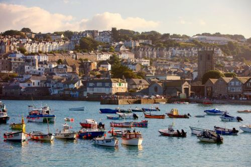 St Ives has been named one of the world's most wishlisted holiday hotspots