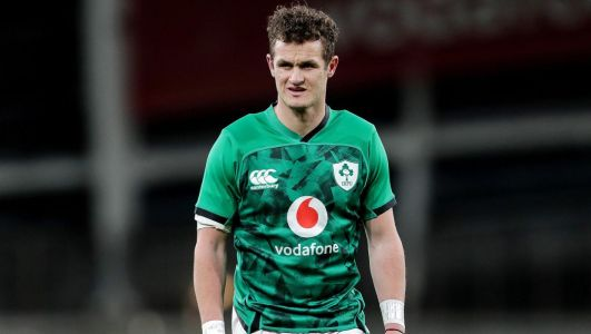 Ulster fly-half Burns makes first start for Ireland as McCloskey gets call at inside centre to face Georgia