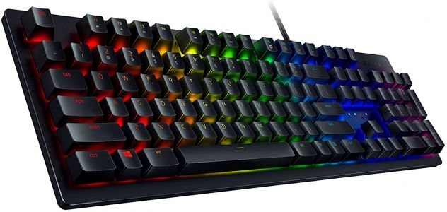 This Razer gaming keyboard with optical switches is up to 40% off right now