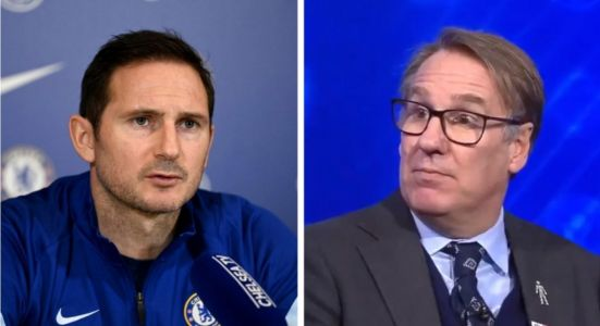 Paul Merson says Frank Lampard should consider hiring Harry Redknapp to help struggling Chelsea