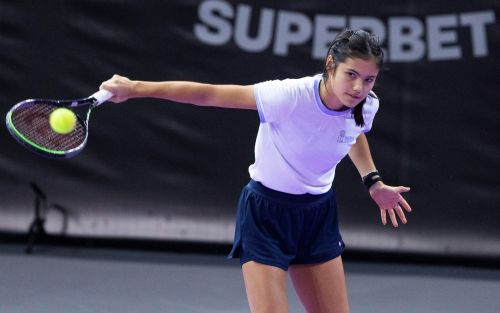 Emma Raducanu calls for 'patience' as she aims to 'move on' from US Open fairytale