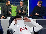 Tottenham performance in defeat by Leipzig slammed by BT Sport pundits Ferdinand, Hoddle and Crouch