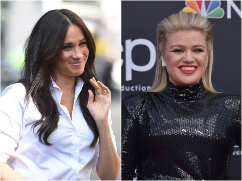Kelly Clarkson didn't know Meghan Markle's name when quizzed by Ellen DeGeneres: 'She's a princess'