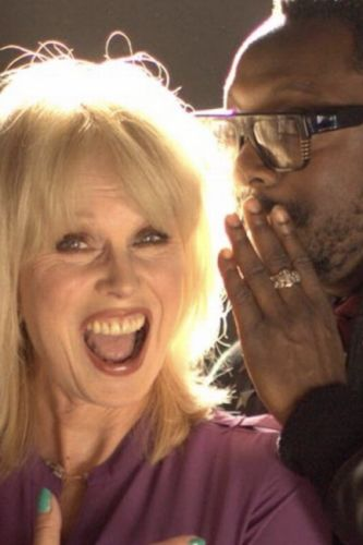 ITV viewers BAFFLED as Joanna Lumley is announced as host of Black Eyed Peas 20th Anniversary TV special