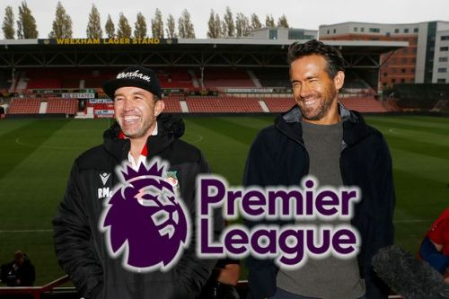 Ryan Reynolds and Rob McElhenney see Wrexham's reality but will chase Premier League dream