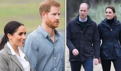Meghan Markle and Harry criticised over jet more than William and Kate for this reason