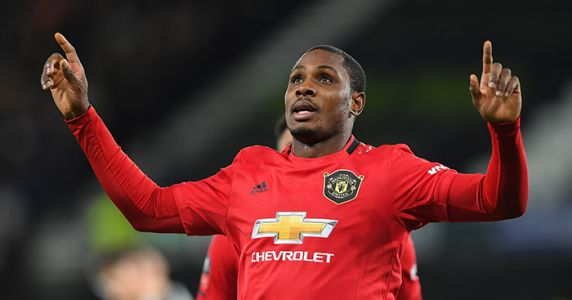 Ighalo's time at Man United may be in doubt as PSG make contact to sign ace