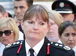 London fire chief Dany Cotton will quit this month