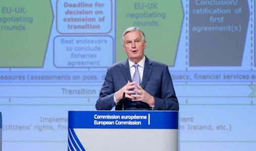 Brexit punishment: Barnier ordered to give full list of NEW demands as price for deal