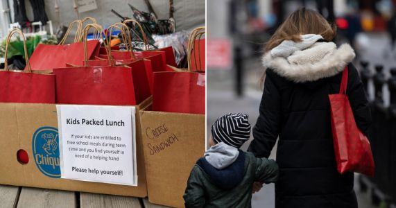 Schools told not to give out free school meals during half-term