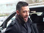 Strictly Come Dancing pro Giovanni Pernice 'enjoying a fling with crew member'